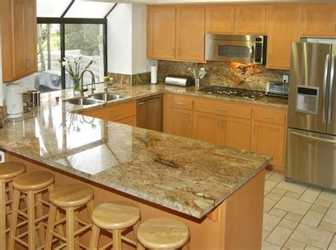 Yellow Countertop by Yellow River Granite Countertops For The Home