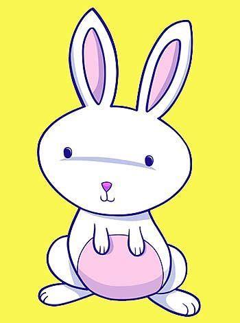 dibujos infantiles vectorizados dibujo de conejito para colorear dibujos infantiles tattoo