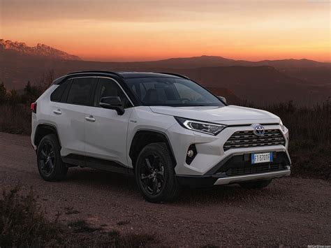 2019 Toyota Rav4 Hybrid by Toyota Rav4 Hybrid Eu 2019 Pictures Information Specs