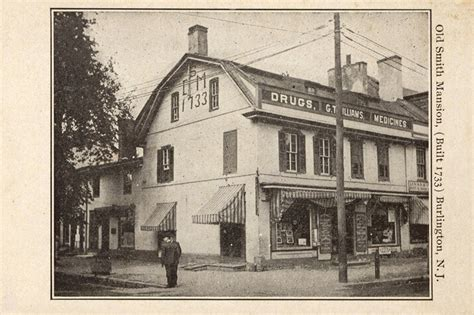 burlington nj images historical society of riverton nj