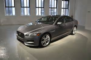Jaguar Nyc Jaguar 2016 Xf New York Show Jaguar Xf Pairs Up With Xe