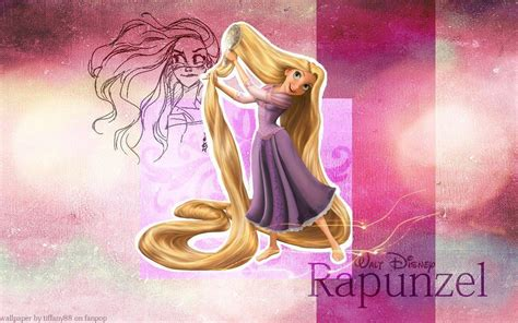 wallpaper disney rapunzel tangled disney wallpapers wallpaper cave