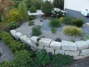 Fotos Gartengestaltung Ideen Moderne Steingarten Bilder Beste Garten Ideen