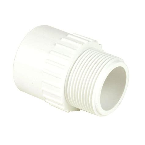 dura 3 in x 4 in schedule 40 pvc reducing adapter