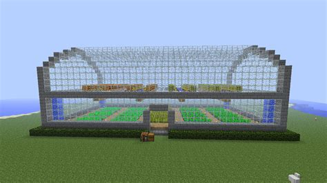 Greenhouse Shed Designs by Greenhouse Minecraft Pinterest