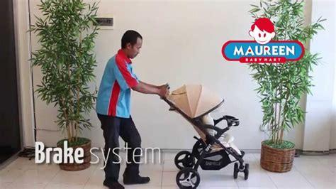 cara menggunakan stroller baby s 700 curve 2