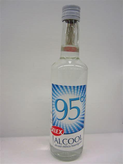 alcool etilico alimentare prezzo alcool etilico 95 selex