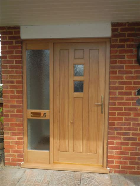 oak front doors uk timber composite doors in high wycombe kirkman joinery