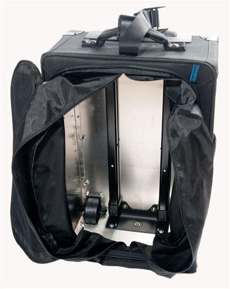 strongbags vortex  flight crew rollerbag flight attendant shop