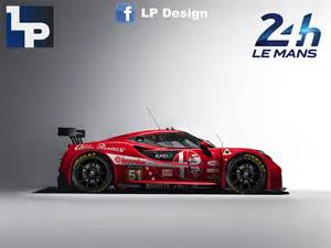 Alfa Romeo 4c Gt3 Gros Plan Sur Les Designs Qui D 233 Chirent Volume 2 Alfa