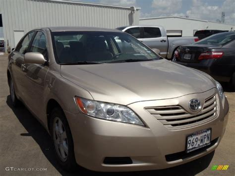 2007 toyota camry le interior
