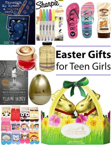 Best Gift Cards For Teenage Girls - easter gift ideas suitable for teen girls vivid s