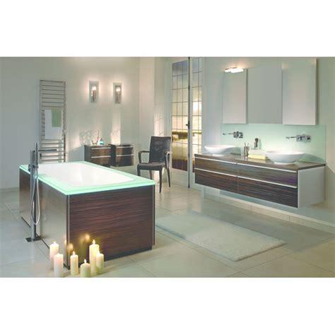 Baignoire Avec Rebord baignoire avec rebords en verre ou mat 233 riau de synth 232 se