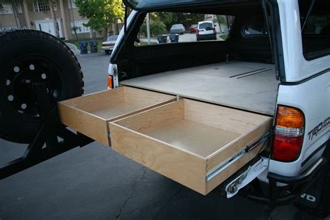 truck bed platform custom sleeping storage platform 6 bed ttora forum
