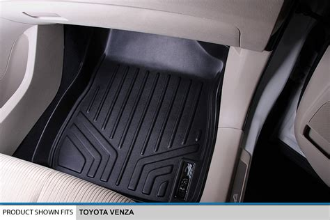 all weather floor mats set and cargo liner bundle for
