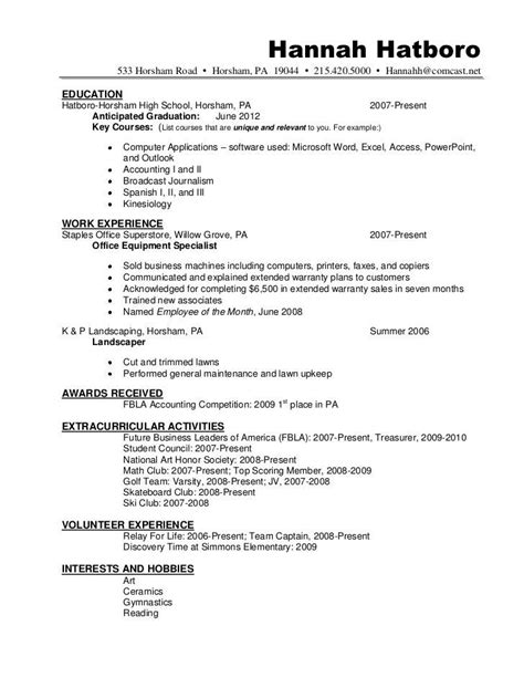 Expected Graduation Date Resume by How To List Expected Graduation Date On Resume Resume Ideas