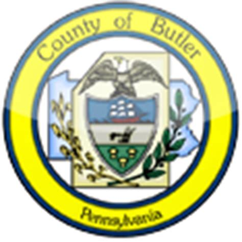 Butler County Probation Office by Butler County Pa