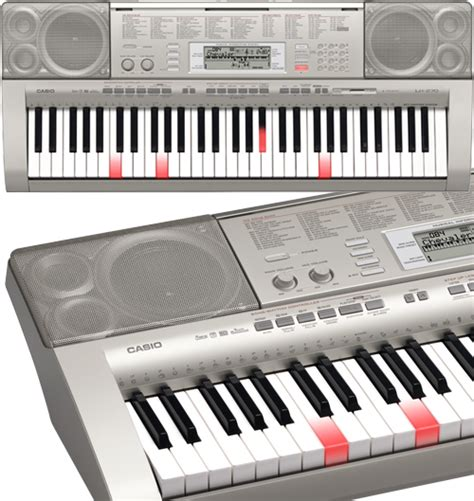 Keyboard Casio Lk 270 world of portable keyboard 187 casio lk 270 lighted piano