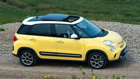 fiat 500 price range two new models join fiat 500l range next green car