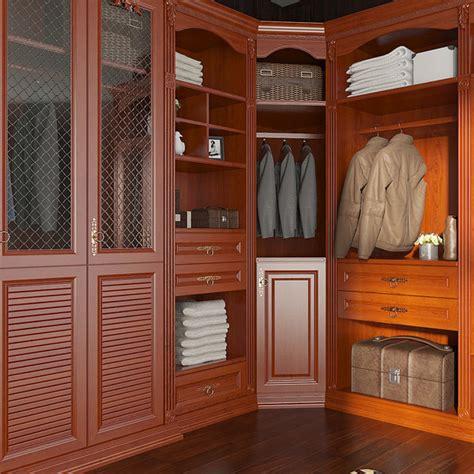 Cherry Wood Closet by Classic Cherry Wood Grain Walk In Closet Yg15 Pp01