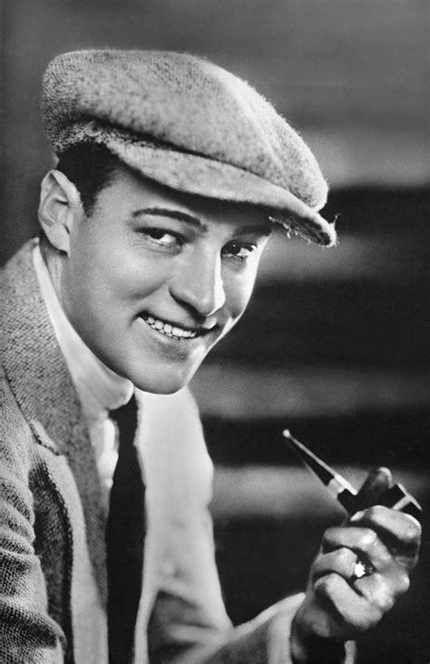 Rudolph Valentino Silent Film Actor