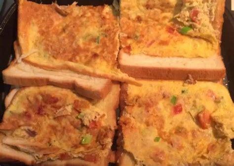resep roti bakar ala roti john surabaya oleh naidasinna