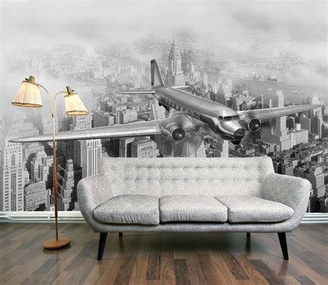 Wall Paper Murals Wall Paper Mural Furnish Burnish