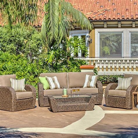 pelican patio furniture pelican cove seating by northcape family leisure