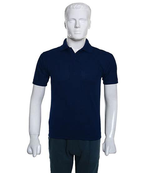 Polo T Shirt 1 selfieseven blue polo t shirt buy selfieseven blue polo
