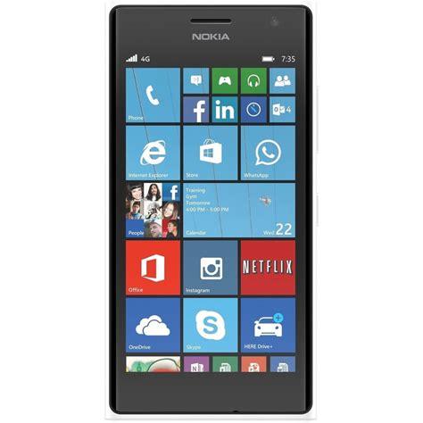Nokia Lumia Rm nokia lumia 735 rm 1039 8gb smartphone a00021692 b h photo