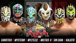 download video: aaa myzteziz/mistico   kalisto   rey
