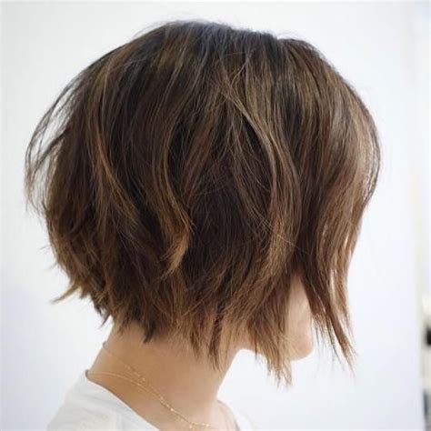 Crazy Shaggy Chin Length Bob | 30 trendiest shaggy bob haircuts of the season chin