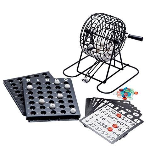 bingo set deluxe bingo set