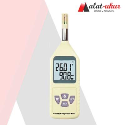 Termometer Uap pengukur kelembaban dan thermometer amf026