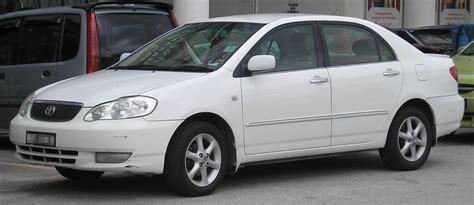 Toyota Atis Toyota Corolla Altis 2007