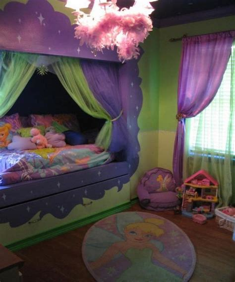 tinkerbell bedroom wallpaper tinkerbell bedroom in 15 dreamy designs rilane