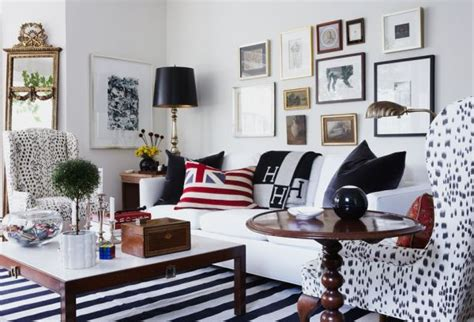 decorating with a striped rug the basics