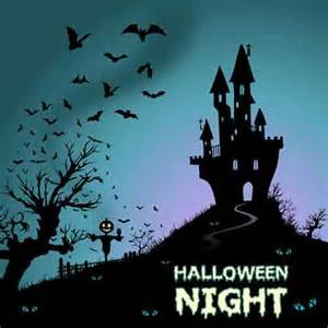 Full Moon Party Decorations Halloween Poster Templates 25 Editable Vector Files To