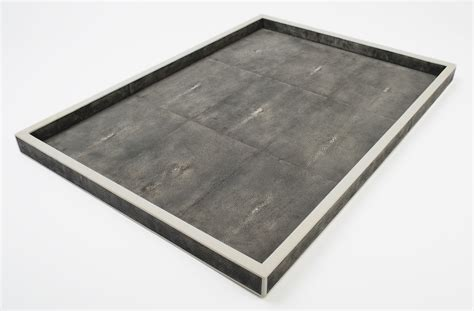 bespoke global product detail rectangular tray in