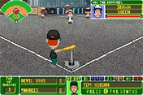 backyard baseball emulator backyard baseball symbian game backyard baseball sis