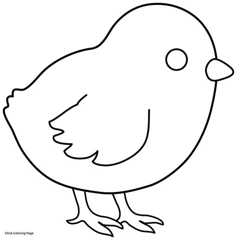 free printable chicken coloring page for kids printable chicken chicken coloring pages coloringsuite of chick p on farm