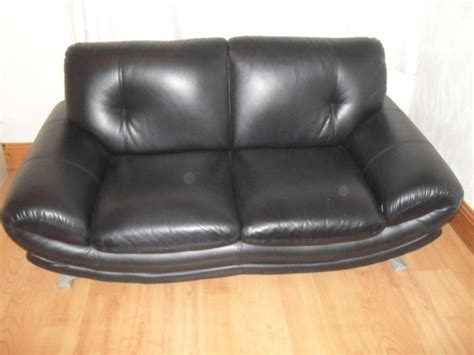 2 seater leather sofas for sale for sale beautiful black 2 seater leather sofa for sale in