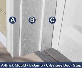 Mildew Resistant Paint Exterior - rot free garage door trim