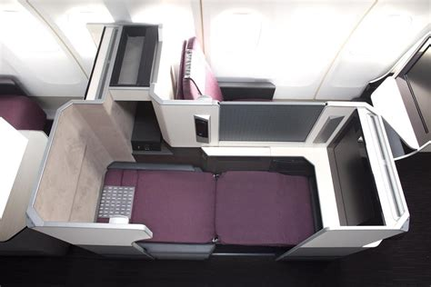 business class seats about those new japan airlines business class seats