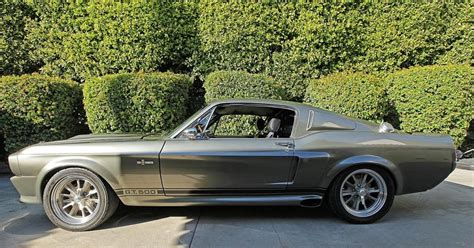 ford mustang fastback 1967 for sale 1967 ford mustang fastback eleanor for sale american