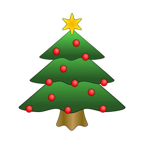 The Best Free Christmas Tree Clip Art Images Free Clipart Of Christmas Tree