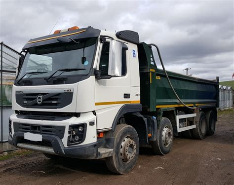 volvo commercial volvo fmx 2012 1065816 commercial motor