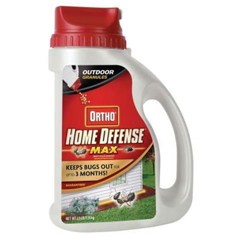 ortho home defense max 2 5 lb ready to use insect killer