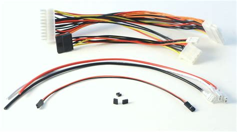 m2 atx hv 140w intelligent dc dc car pc power supply