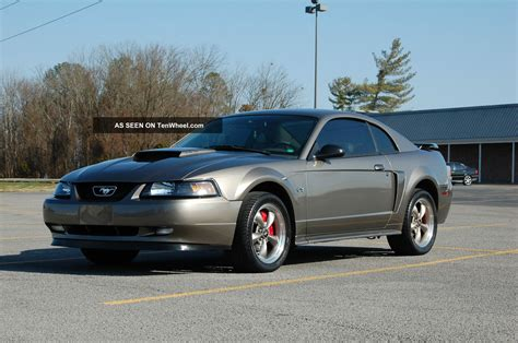 2002 mustang gt specs 2002 ford mustang coupe specs